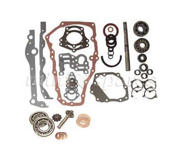 Bilde av Overhalingssett gearkasse, 1970-1982